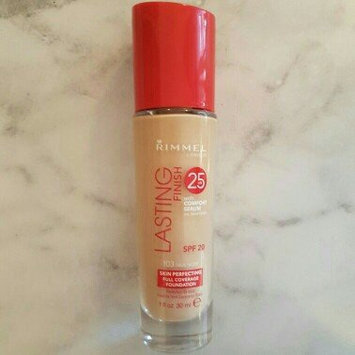 Photo of Rimmel Lasting Finish Foundation uploaded by Ashleigh W.