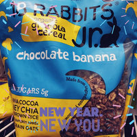 18 Rabbits Granola Cereal - Chocolate Banana - 8 OZ uploaded by Anne S.