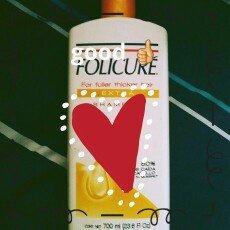 Photo of Folicure Extra Shampoo 12oz. uploaded by Paola L.