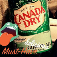 Canada Dry Raspberry Sparkling Seltzer Water uploaded by Tiffany A.