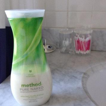 method Pure Naked Moisturizing Body Wash uploaded by Melanie O.