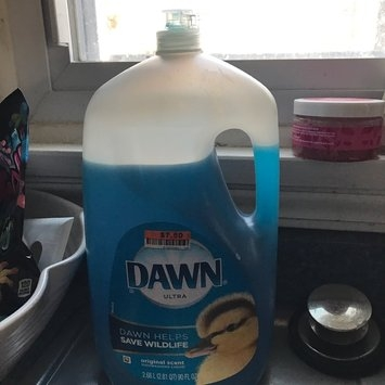 Dawn Ultra Concentrated Dish Liquid Original uploaded by Alexandria S.
