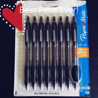 Uniball Paper Mate Profile Ballpoint Pen, Bold - Black Ink (12 Per Pack) uploaded by Jessica A.