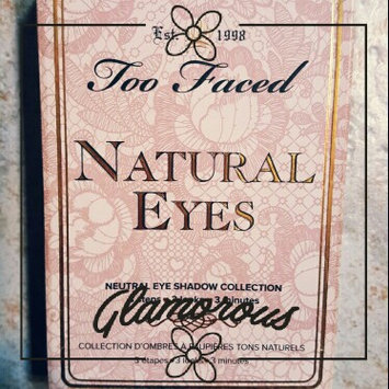Too Faced Natural Eye Neutral Eye Shadow Collection uploaded by Candi P.