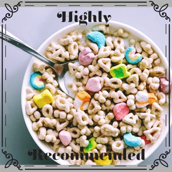 Lucky Charms Cereal uploaded by Haley D.