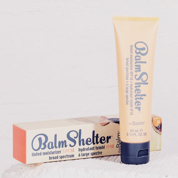 theBalm BalmShelter Tinted Moisturizer SPF 18 uploaded by Rashidat 💕 O.