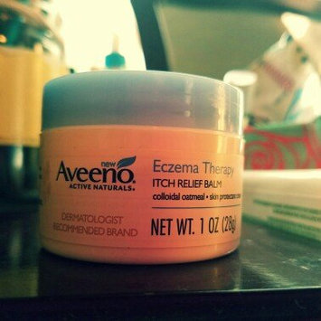 Aveeno Eczema Therapy Itch Relief Balm uploaded by Samantha P.