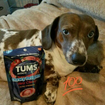 Photo of Tums Chewy Delights Cherry Calcium Soft Chews - 32 Count uploaded by Erika F.