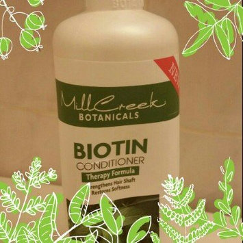 Mill Creek Biotin Conditioner uploaded by Stephanie l.