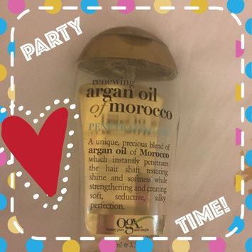 OGX Organix Moroccan Argan Oil Weightless Healing Oil 4 oz. uploaded by Steffany C.
