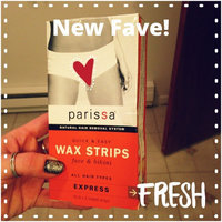 Parissa Quick & Easy Wax Strips uploaded by Bridgette E.