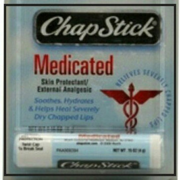 ChapStick® Classic Medicated Lip Balm uploaded by Amber B.