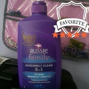 Aussie Aussomely Clean 2-In-1 Shampoo + Conditioner uploaded by Andrea Z.