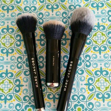 Photo of Marc Jacobs The Face III Buffing Foundation Brush uploaded by Ashley K.