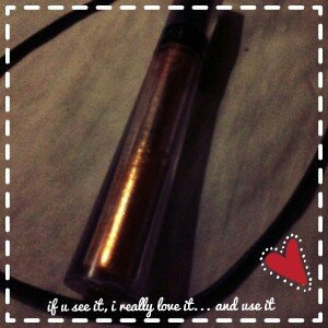 Photo of SEPHORA COLLECTION Glitter Eyeliner and Mascara  Chocolate Brown uploaded by Arianna D.