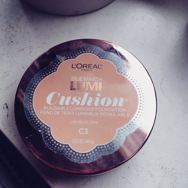 L'Oreal Paris True Match Lumi Cushion Foundation uploaded by Courtney B.