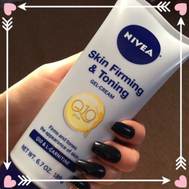 Nivea Skin Firming Gel-Cream with Q10 uploaded by Stacy S.