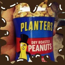 Photo of Planters Dry Roasted Peanuts Jar uploaded by jose g.