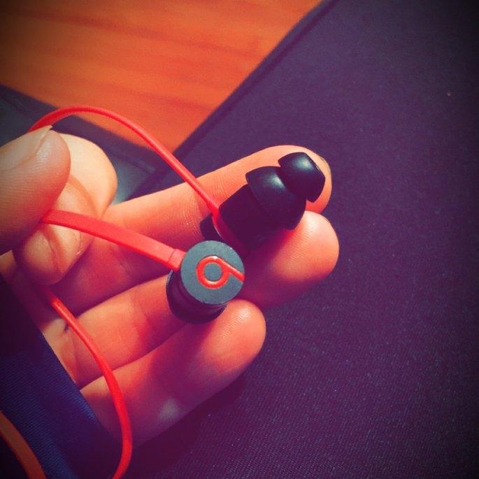 BEATS by Dr. Dre Beats by Dre urBeats In-Ear Headphones - Gold uploaded by Lizzie J.