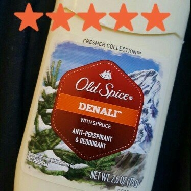 Old Spice Fresh Collection Denali Invisible Solid Anti-Perspirant/Deodorant Twin Pack 2-2.6 Sticks uploaded by Edith O.