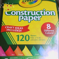Crayola Construction Paper, 120 Sheets uploaded by Brandy C.