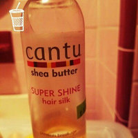 Cantu Shea Butter Super Shine Hair Silk uploaded by Keitha D.