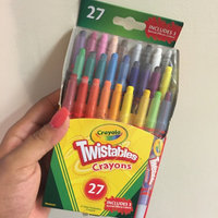 Crayola 24ct Twistable Crayons - Multicolor uploaded by Michelle S.