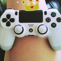 Sony PS3 DualShock 3 Wireless Controller Classic White uploaded by Whitney B.