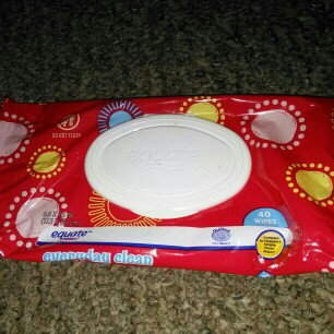 Photo of Huggies® Equate Everyday Clean Gentle Wipes Compare to Huggies Simply Clean Wipes uploaded by Shinkell T.