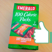 Emerald 100 Calorie Packs Dry Roasted Almonds - 7 CT uploaded by Sun T.