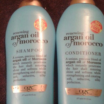 OGX Renewing Argan Oil Of Morocco Shampoo uploaded by Regina W.