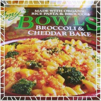 Photo of Amy's Kitchen Amy's Bowls Broccoli & Cheddar Bake Meal 9.5 oz uploaded by Amanda J.