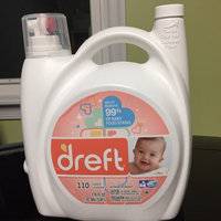 Dreft HE Liquid Laundry Detergent - 170 oz. - 110 loads uploaded by Nicole A.