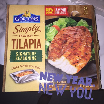 Photo of Gorton's Simply Bake Tilapia Signature Seasoning - 2 CT uploaded by Carly H.