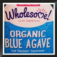 Wholesome Sweeteners Organic Blue Agave uploaded by Mary C.
