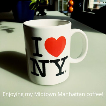 Photo of Chock Full o'Nuts Medium Roast Coffee Midtown Manhattan Single Serve Cups uploaded by Chanda P.