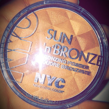 Photo of New York Color Bronzer Powder Pressed Sun n Bronze Fire Island Tan uploaded by Jeneia P.