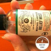 J.R. Watkins Menthol Camphor Relief Mist uploaded by Jenn O.