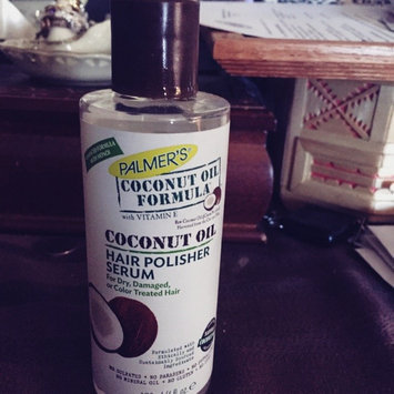 Palmers Palmer's Coconut Oil Formula Shine Serum Hair Polisher 6-oz. uploaded by Melissa G.