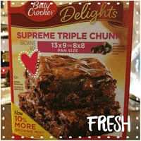 Betty Crocker™ Supreme Triple Chunk Brownie Mix uploaded by Jessica B.