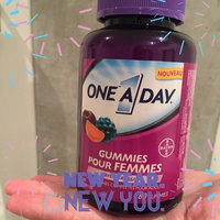 One a Day Women's VitaCraves Gummies Multivitamin/Multimineral Supplement uploaded by Lindsay B.
