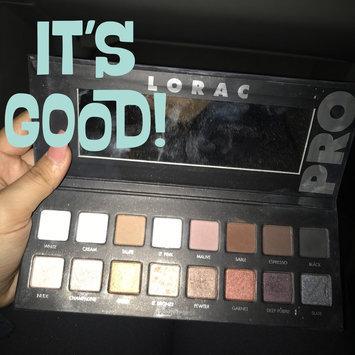LORAC Pro Palette  uploaded by Denise R.
