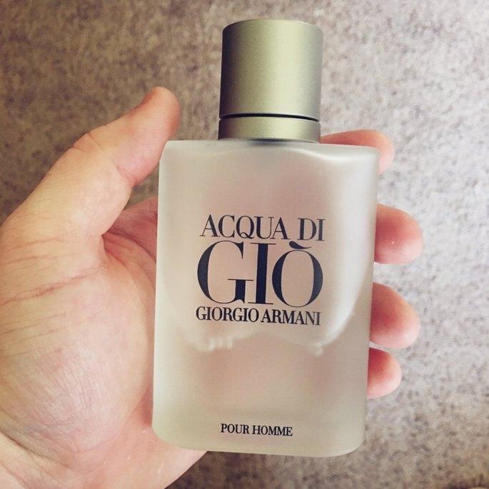 Giorgio Armani Acqua Di Gio Eau de Toilette Spray uploaded by Wacey F.
