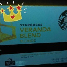 Starbucks Coffee Veranda Blend K-Cups uploaded by Johanna l.