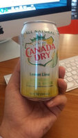 Canada Dry Lemon Lime Sparkling Seltzer Water uploaded by Aydin A.