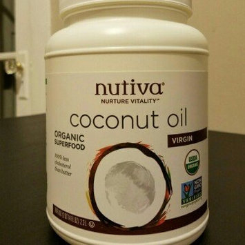 Nutiva Coconut Oil uploaded by Whitnëy L.