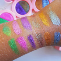 Lime Crime Superfoils Wet/Dry Eyeshadow Duo uploaded by Nati D.