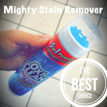 OxiClean Max Force Pre-Treater Gel Stick uploaded by Katherine C.