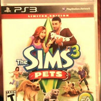 Electronic Arts The Sims 3: Pets (PlayStation 3) uploaded by Simone B.