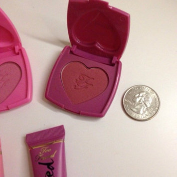 Photo of Too Faced Melted Kisses & Sweet Cheeks uploaded by Gina G.